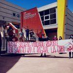 Centro Residenziale, protesta di studenti e operai de La Cascina